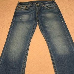 Men's true religion jeans size 36